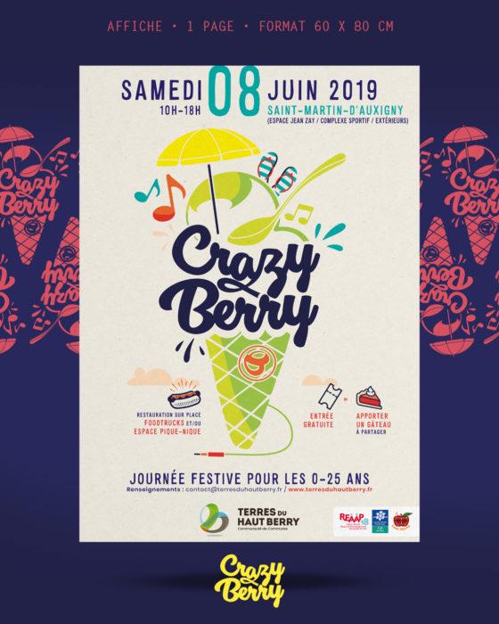 Crazy Berry