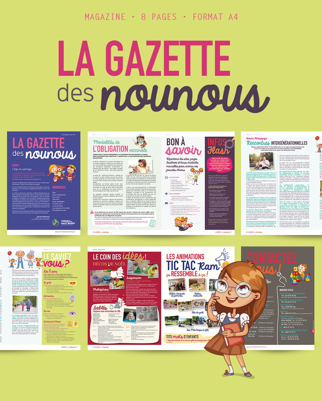 Gazette des nounous
